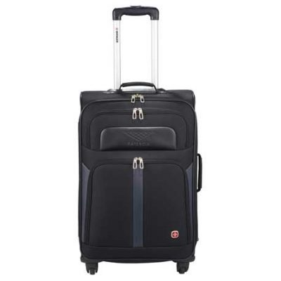 "Wenger® 4-Wheel Spinner 24"" Upright Luggage"