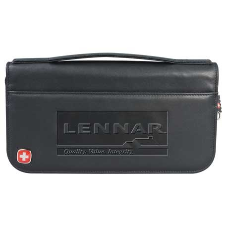 Wenger® Leather Travel Wallet
