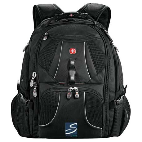 "Wenger Mega 17"" Computer Backpack"