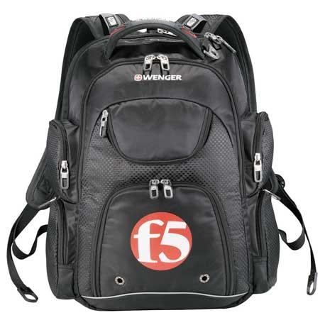 "Wenger Scan Smart Trek 17"" Computer Backpack"