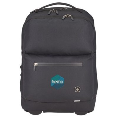 "Wenger Roam 15"" Computer Wheeled Backpack"